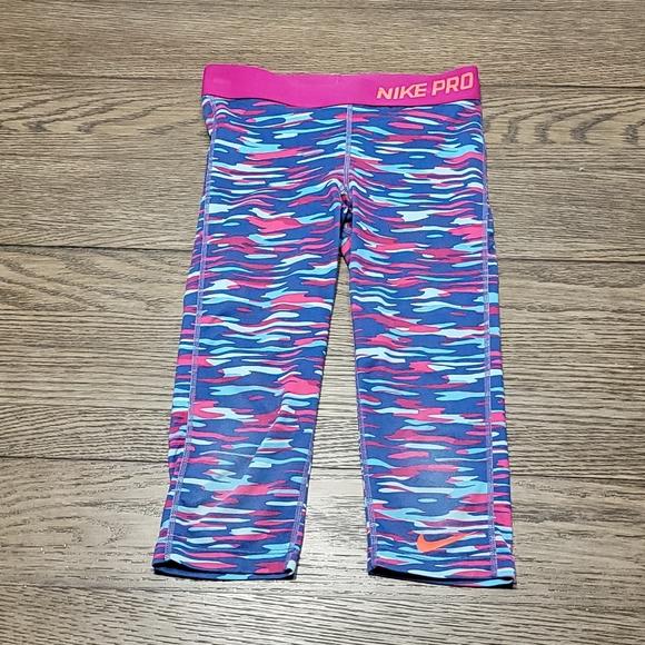 🌵 Nike Girls Athletic Pants M